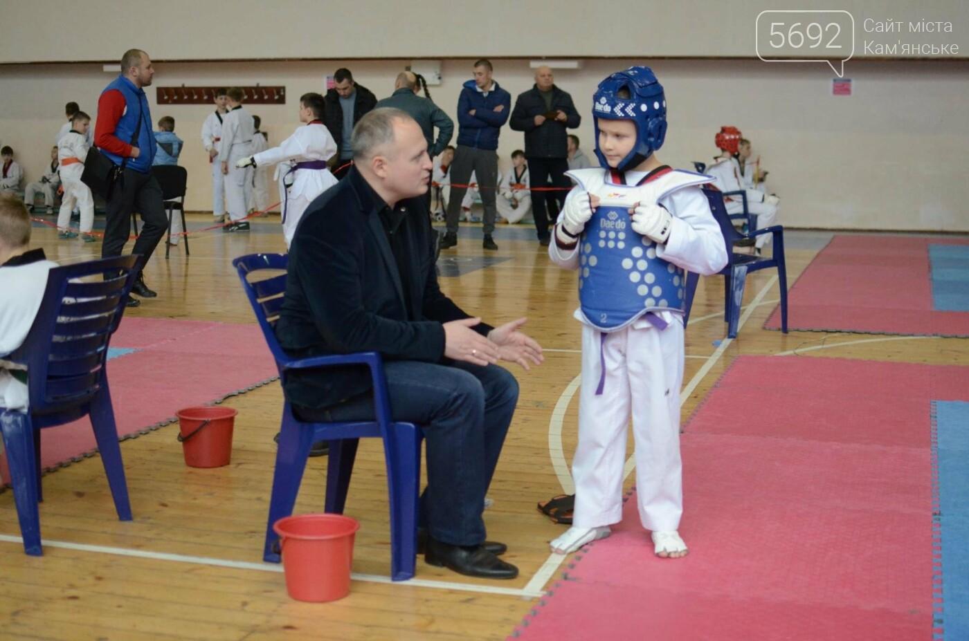 В Каменском стартовал чемпионат Днепропетровщины по тхеквондо, фото-42
