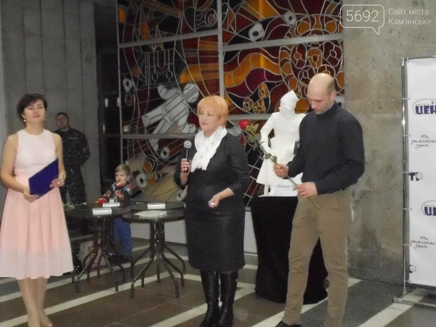 От пластилина до искусства: в Каменском открылась выставка скульптора Сергея Болдова, фото-12
