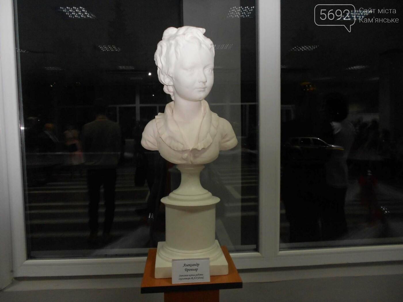 От пластилина до искусства: в Каменском открылась выставка скульптора Сергея Болдова, фото-4