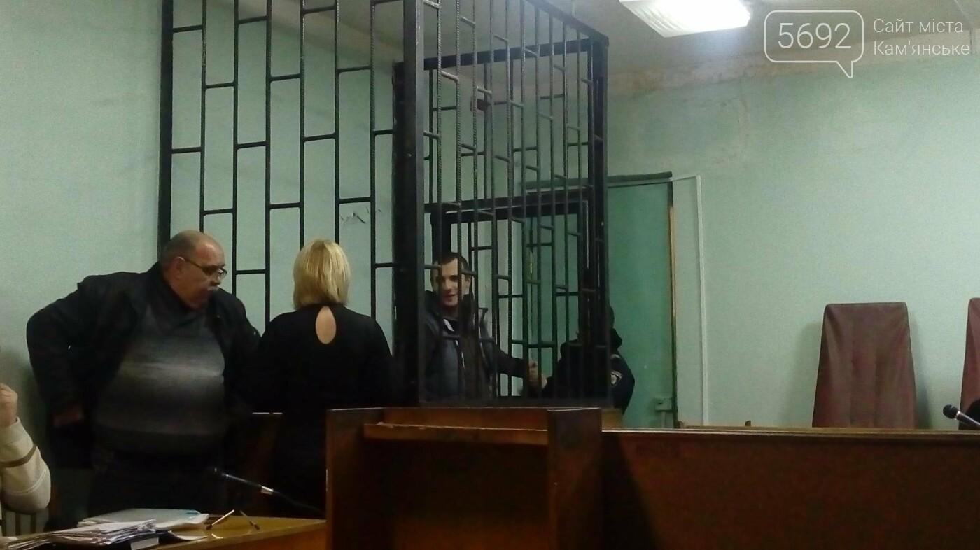 Сыну каменского главврача продлили арест, фото-1