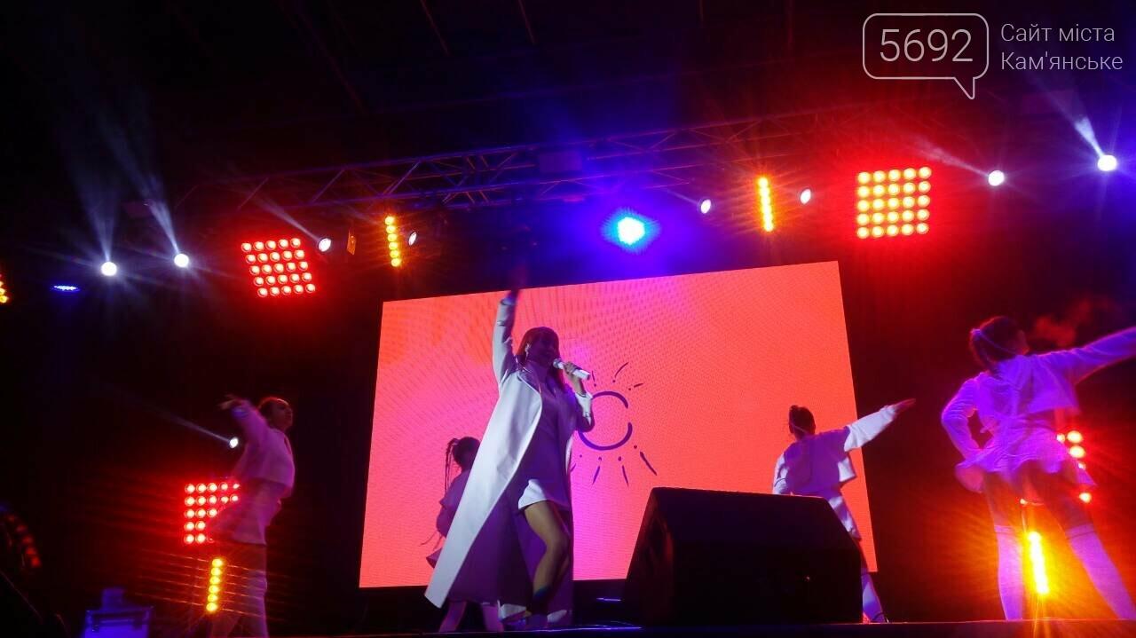 В Каменском выступила украинская певица Светлана Тарабарова, фото-2