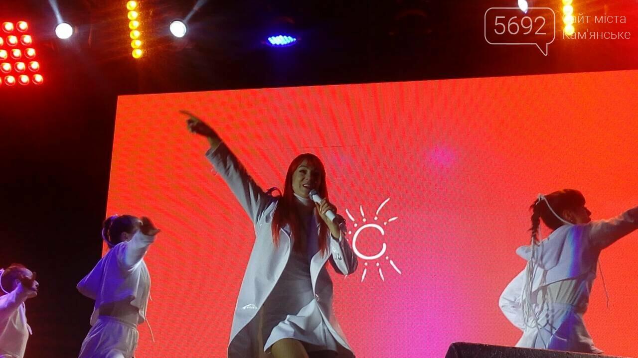 В Каменском выступила украинская певица Светлана Тарабарова, фото-3