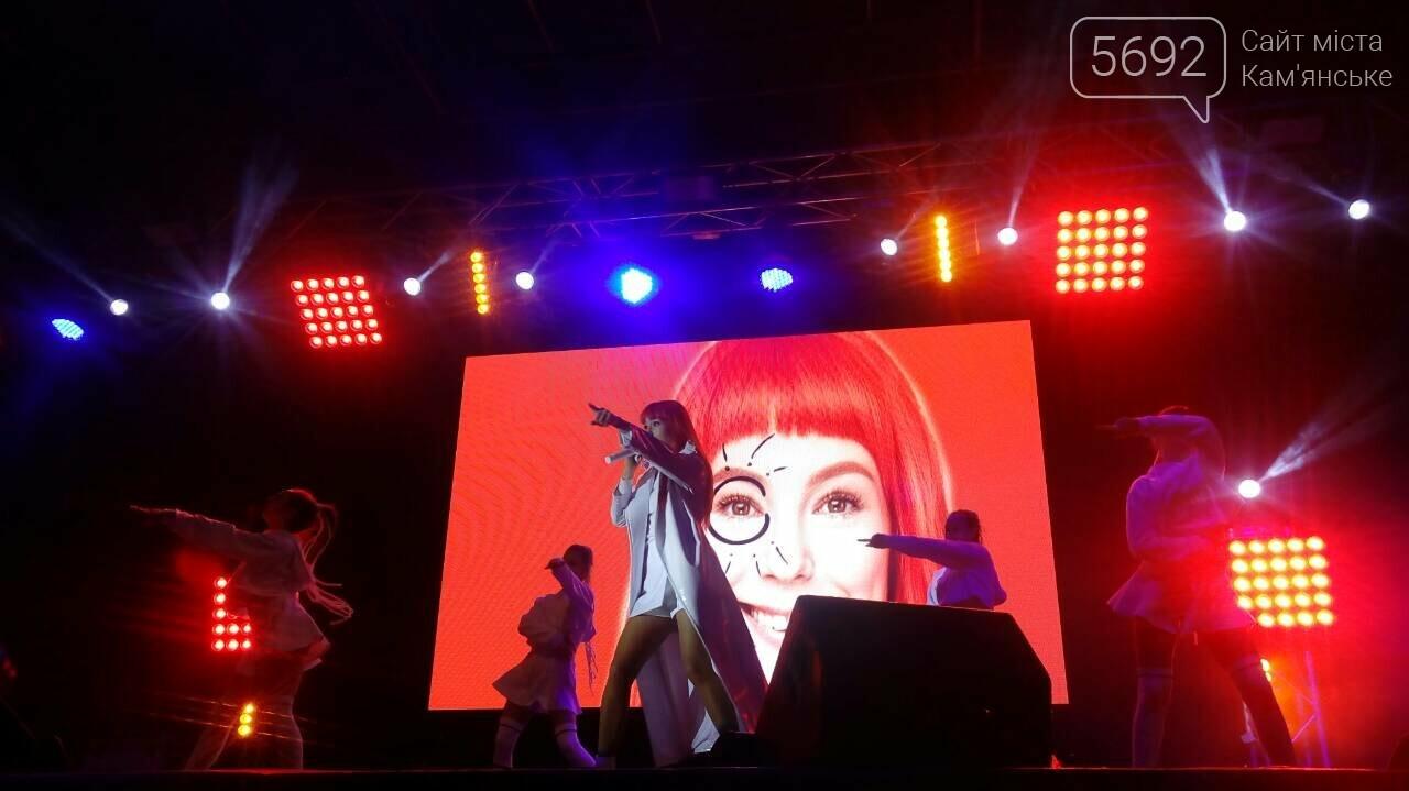 В Каменском выступила украинская певица Светлана Тарабарова, фото-7