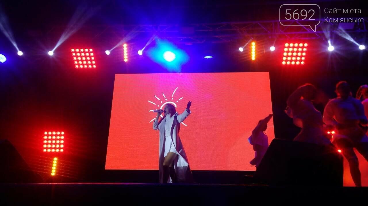 В Каменском выступила украинская певица Светлана Тарабарова, фото-8