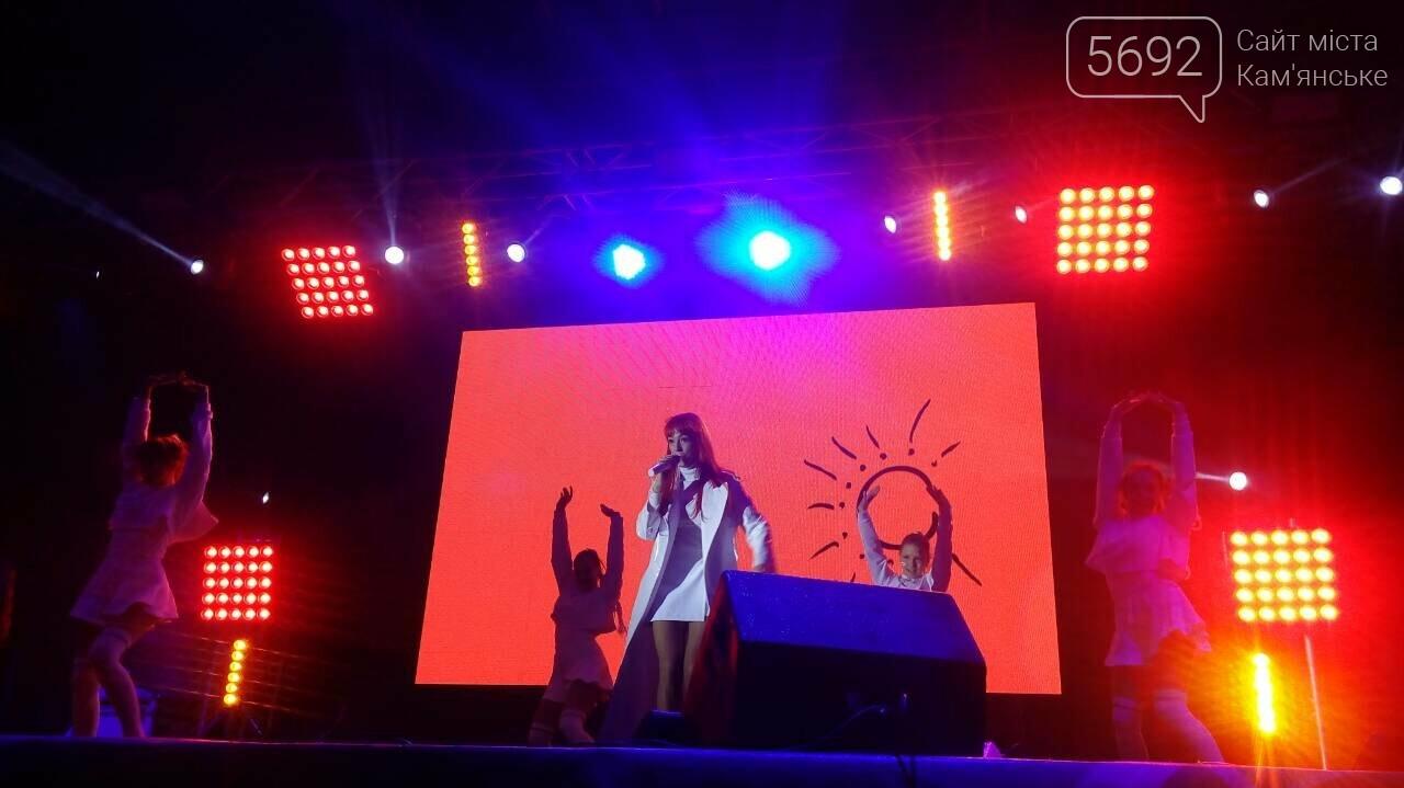В Каменском выступила украинская певица Светлана Тарабарова, фото-9