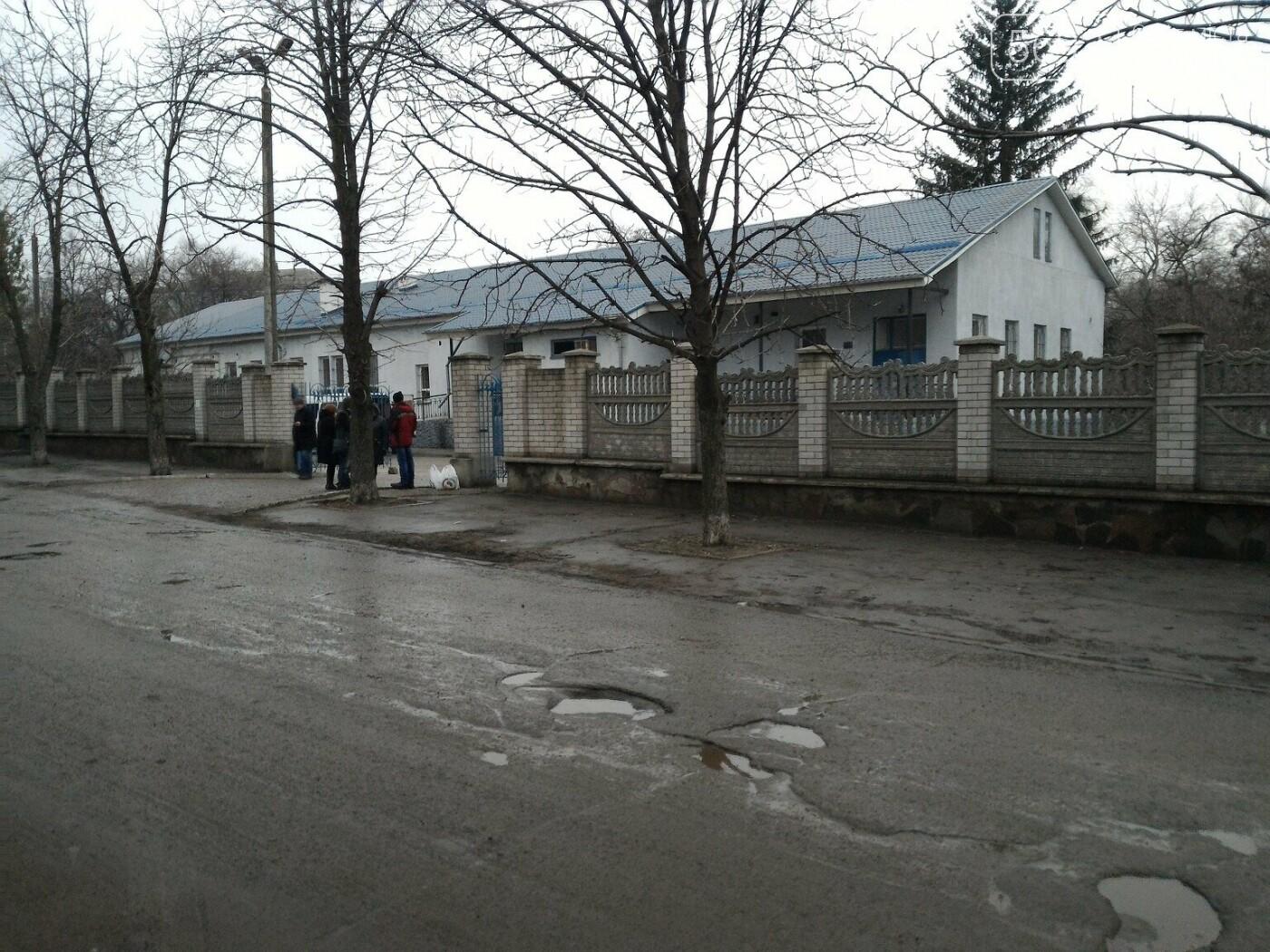 В Каменском отремонтируют дорогу к моргу, фото-3