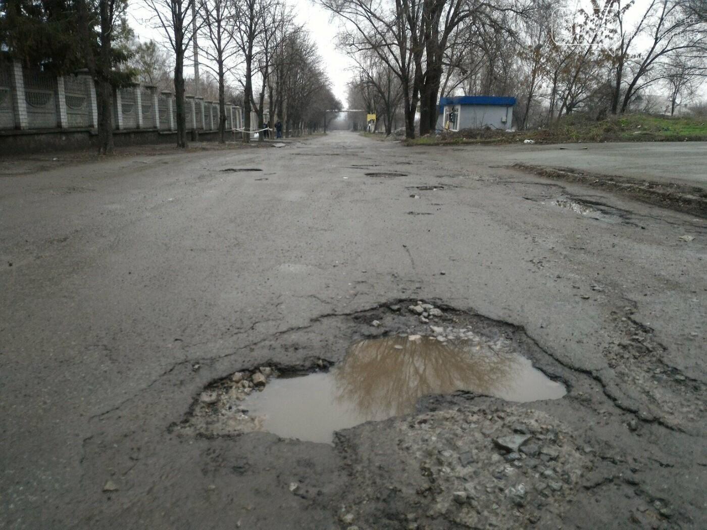 В Каменском отремонтируют дорогу к моргу, фото-2