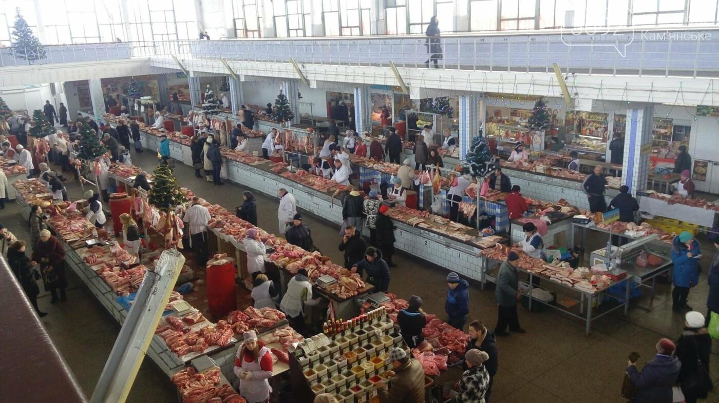 Рыночная романтика или Большая закупка: что покупают каменчане перед праздниками, фото-13