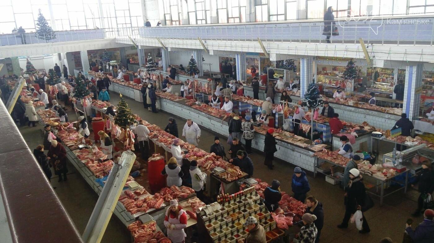 Рыночная романтика или Большая закупка: что покупают каменчане перед праздниками, фото-14