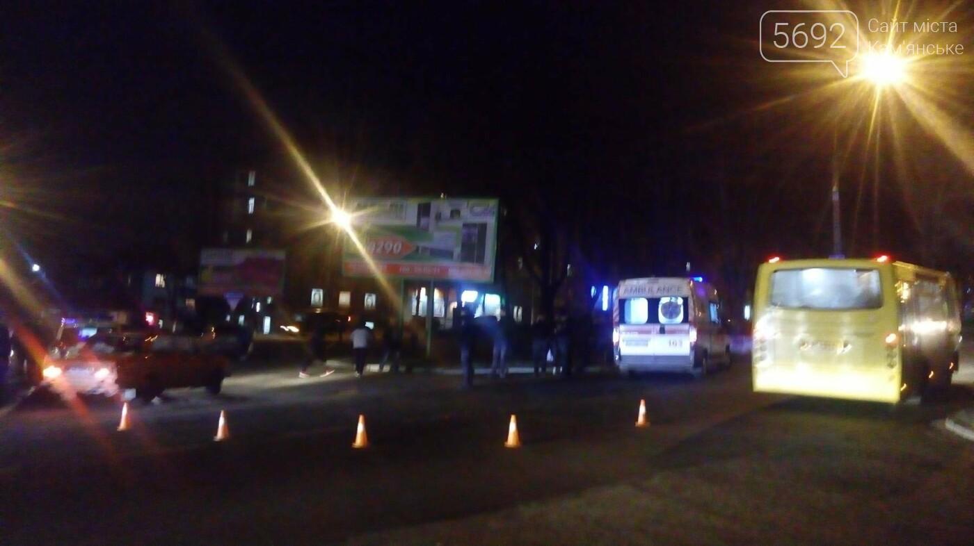 ДТП в Каменском: на «зебре» сбили женщину, фото-2