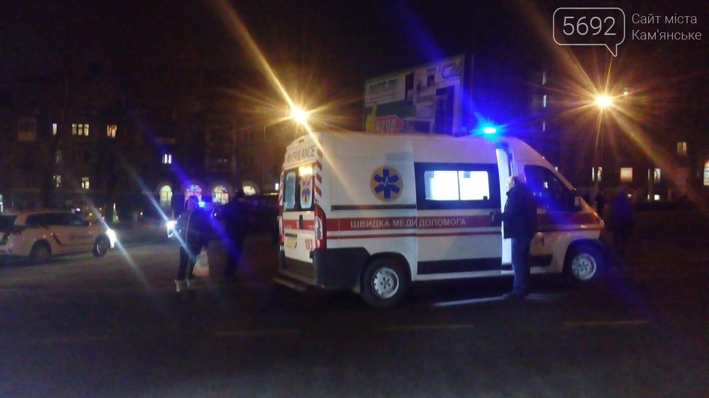ДТП в Каменском: на «зебре» сбили женщину, фото-3