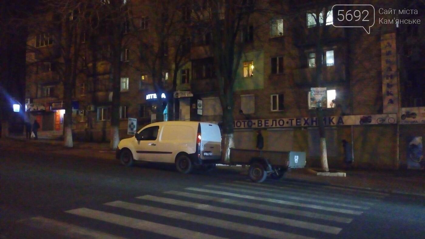 ДТП в Каменском: на «зебре» сбили женщину, фото-4