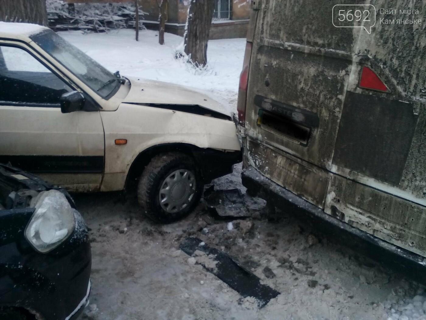 ДТП на Матросова: каменские водители жалуются на нечищеные дороги, фото-6