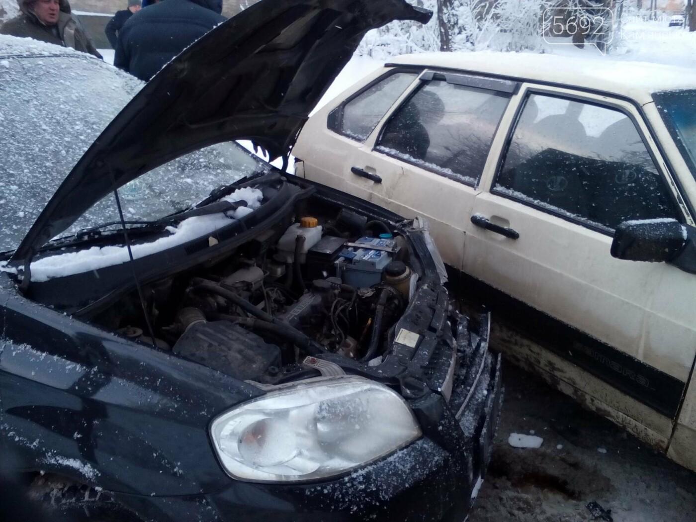 ДТП на Матросова: каменские водители жалуются на нечищеные дороги, фото-7