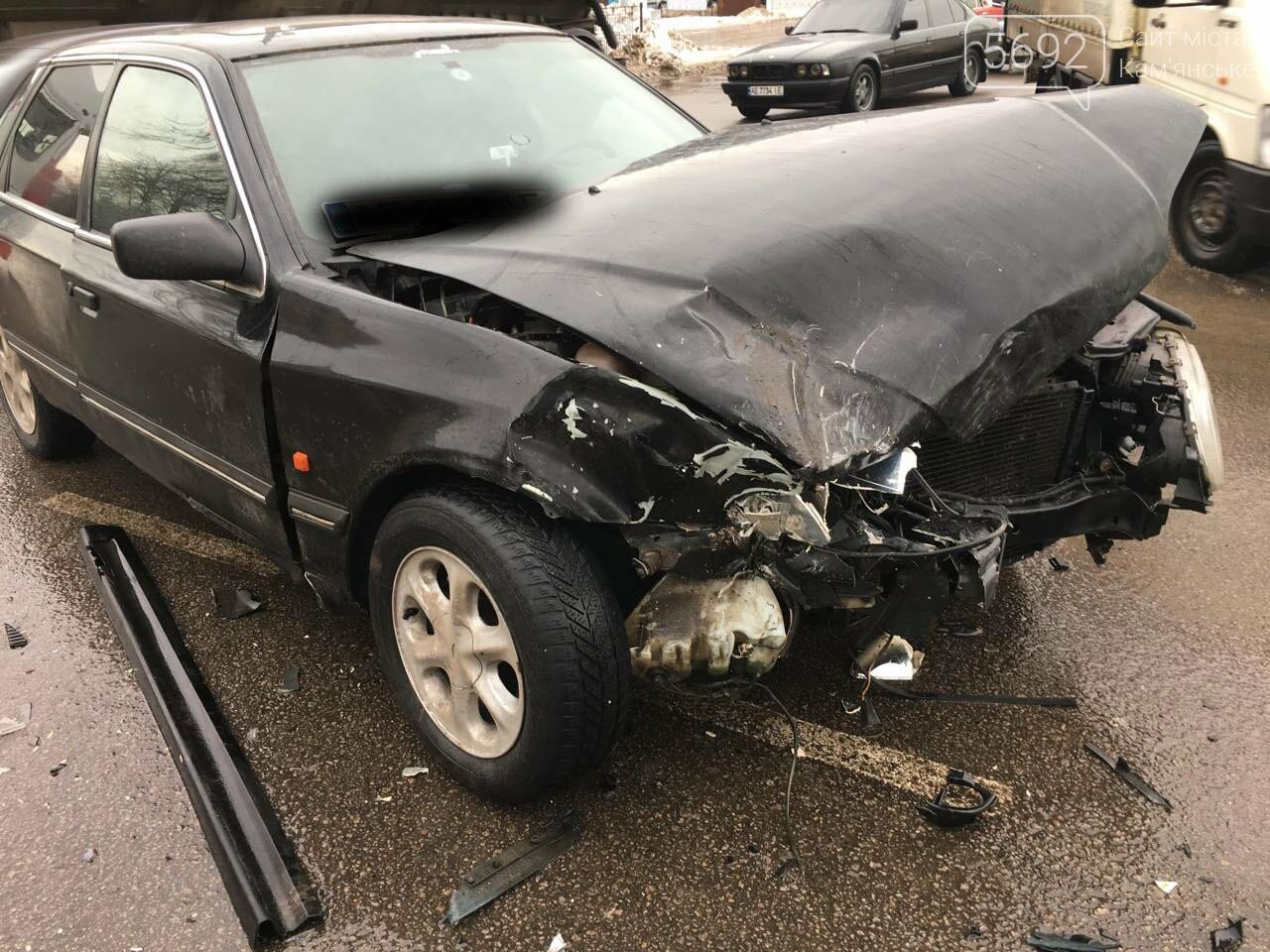 Очередное ДТП на аварийном перекрестке в Каменском, фото-6