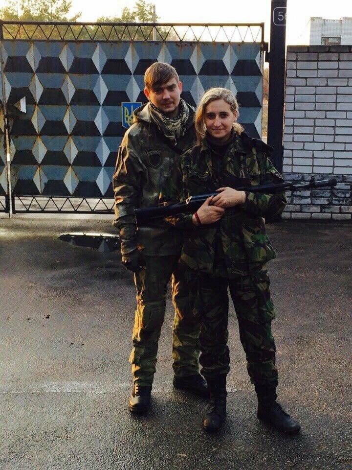Ірина Верховень (Ярош): «В українській добровольчій армії багато кам'янчан», фото-1