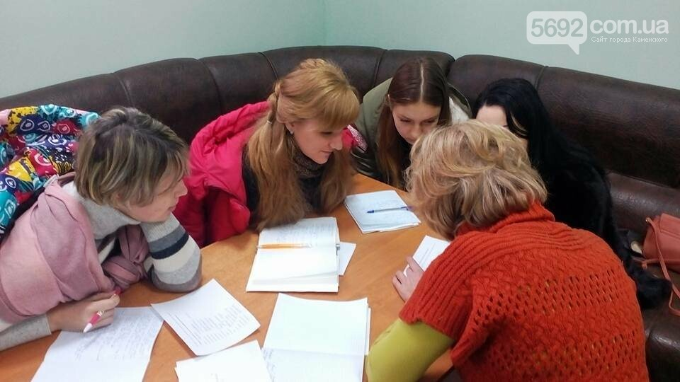 Кто ходит на курсы украинского языка в Каменском, фото-2