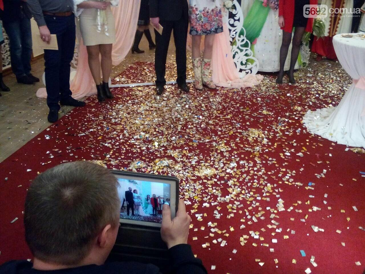 Вечер-валентинка: в Каменском выбирали любовь, фото-50