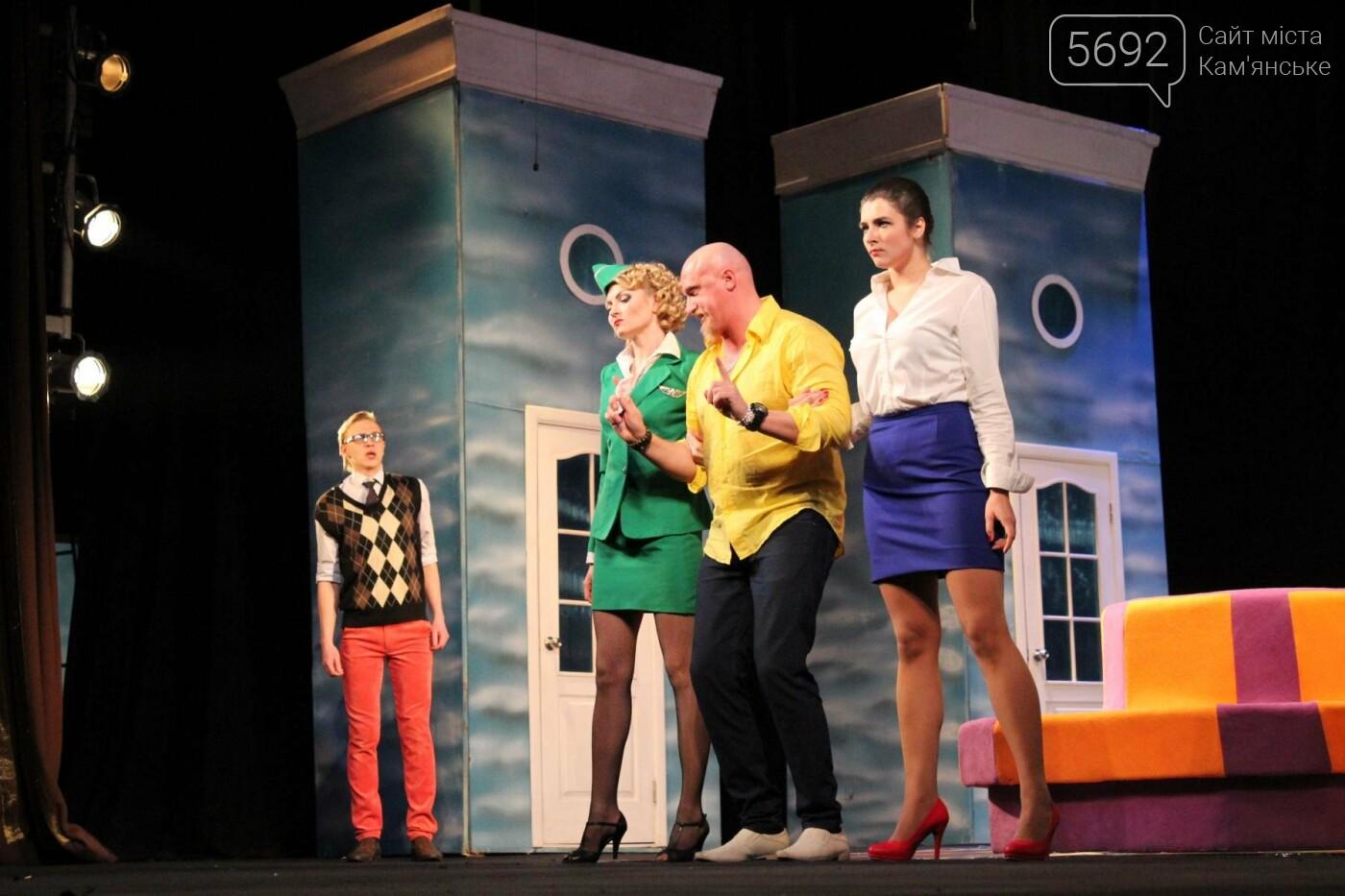 В театре Каменского показали «Улетную любовь» , фото-6