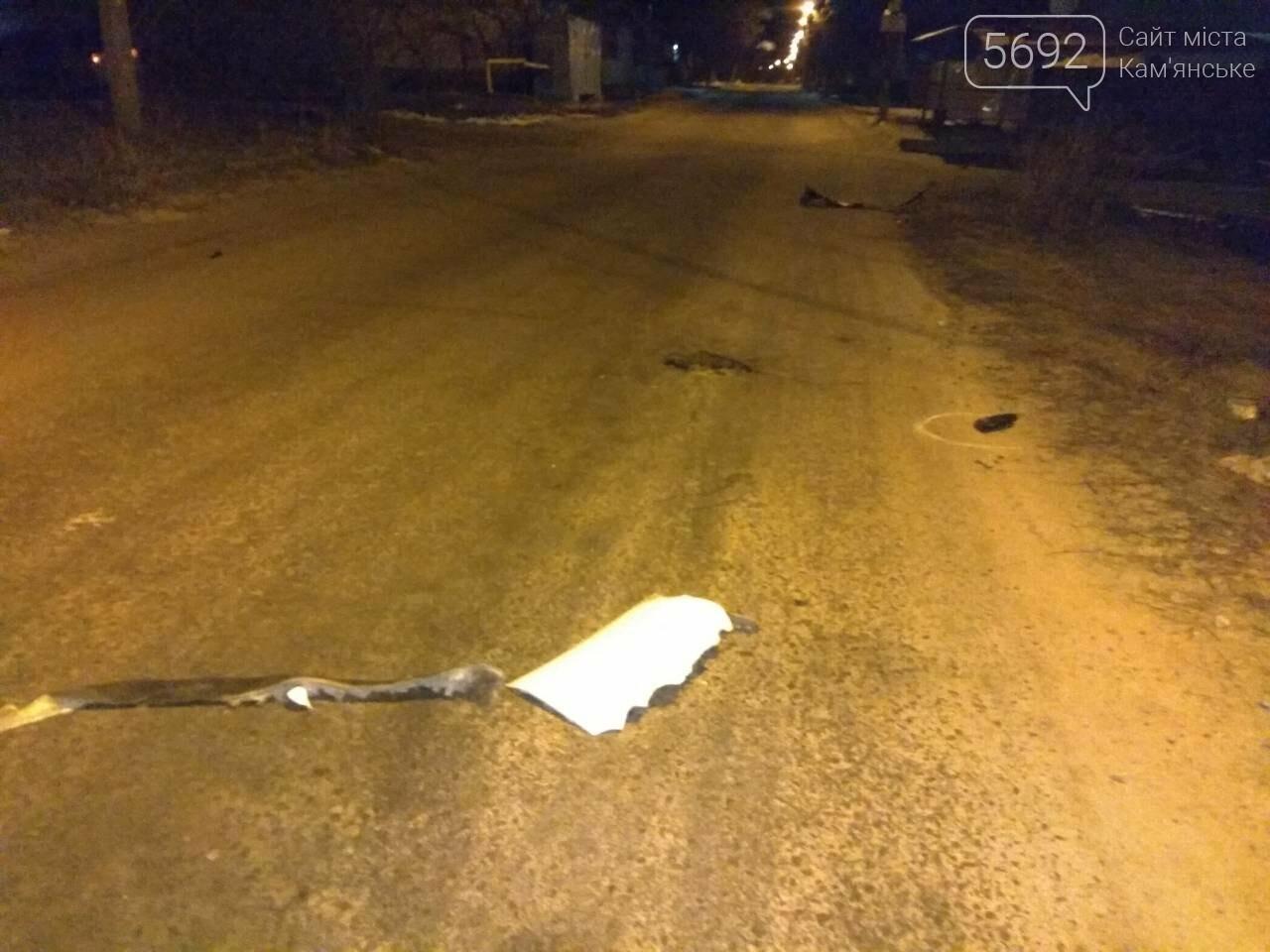 Сбил и скрылся: в Каменском в ДТП пострадала следователь полиции, фото-2