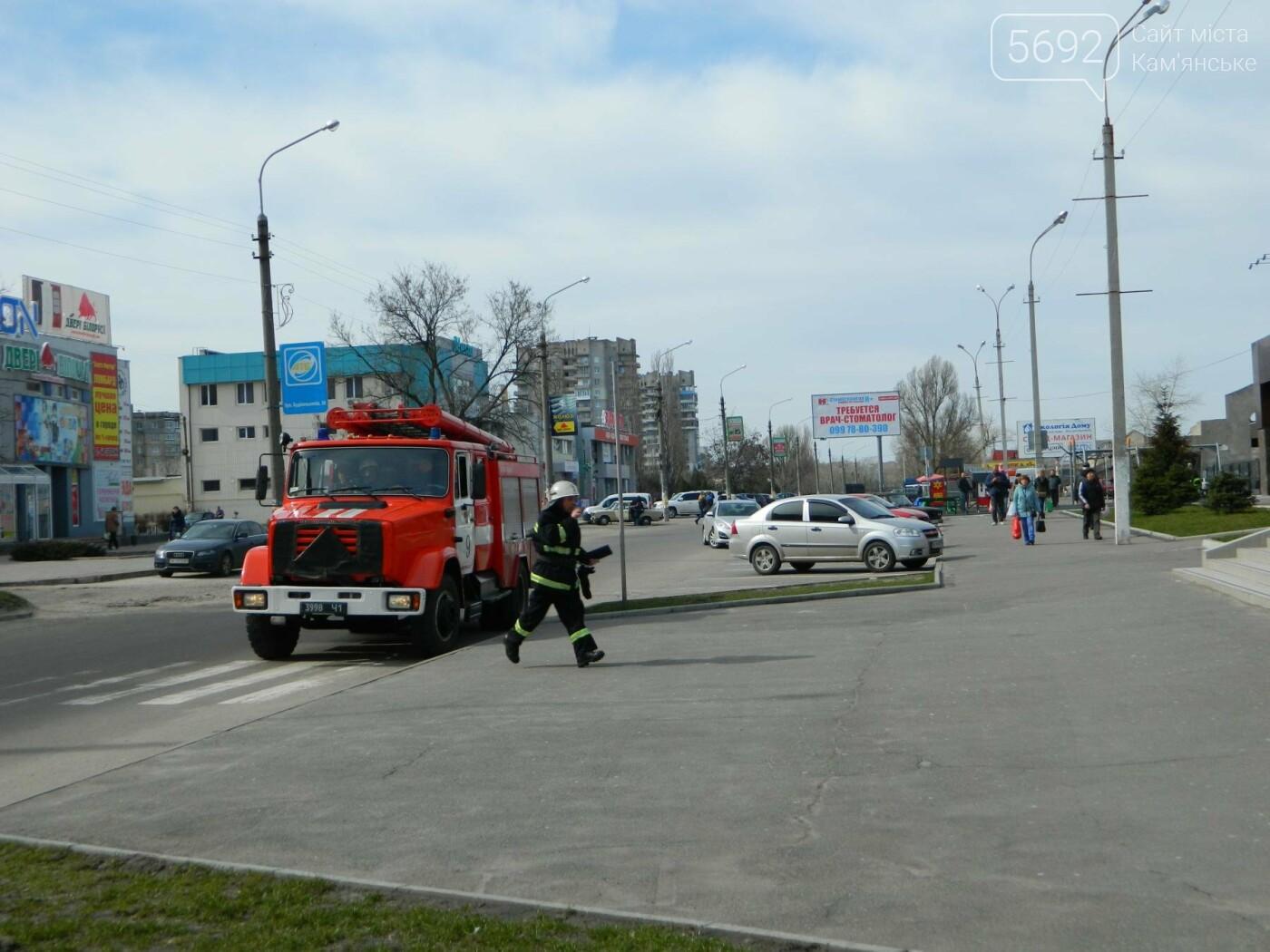 В ТРЦ TERRA спасатели ликвидировали условный пожар, фото-10