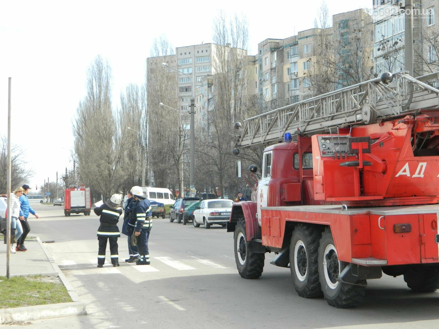 В ТРЦ TERRA спасатели ликвидировали условный пожар, фото-6