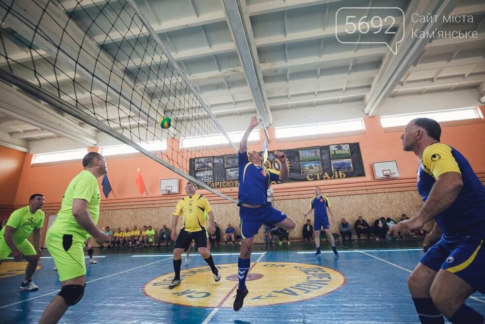 Депутаты Каменского играли в футбол и волейбол, фото-3