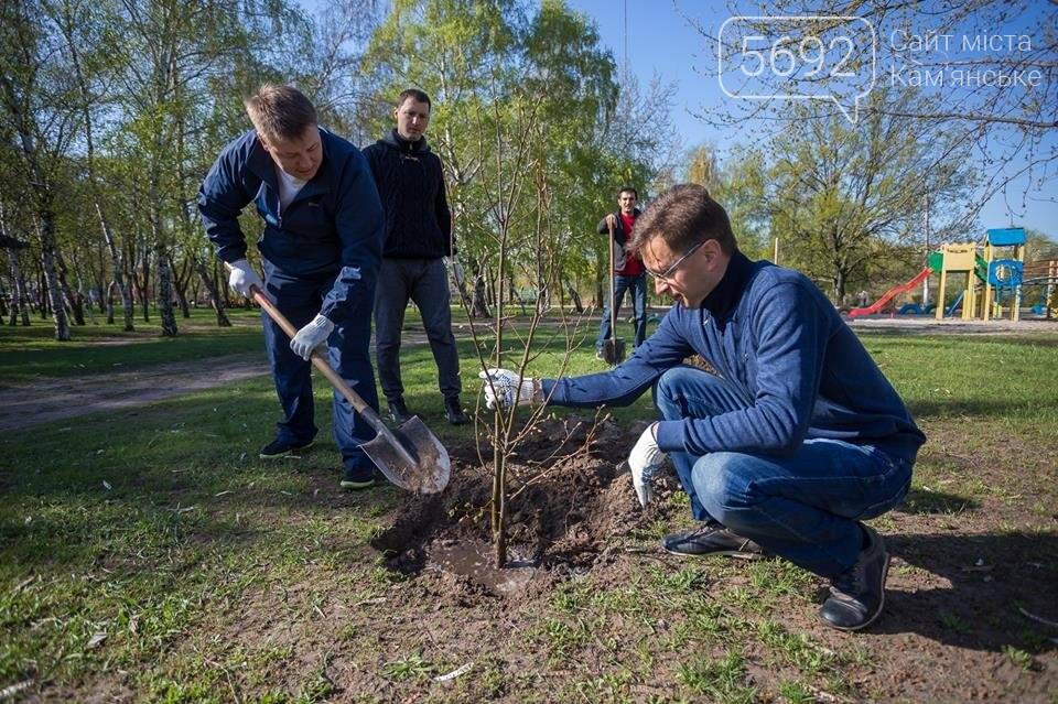 В Каменском подвели итоги субботника, фото-3