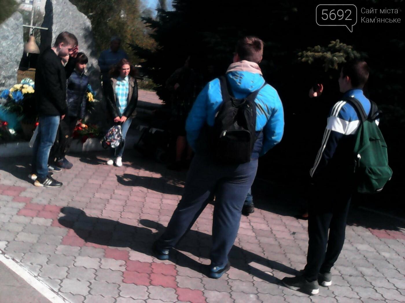 В Каменском вспомнили о тех, кто спас весь мир от последствий трагедии на ЧАЭС, фото-15