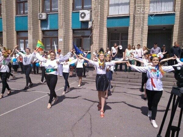 Велодень в Каменском: соревновались в креативности и поднимали флаг ЕС, фото-2