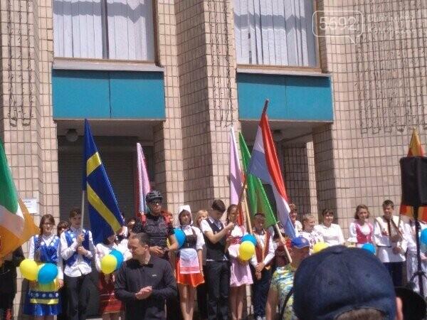 Велодень в Каменском: соревновались в креативности и поднимали флаг ЕС, фото-5