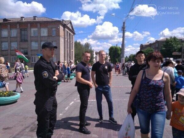 Велодень в Каменском: соревновались в креативности и поднимали флаг ЕС, фото-4