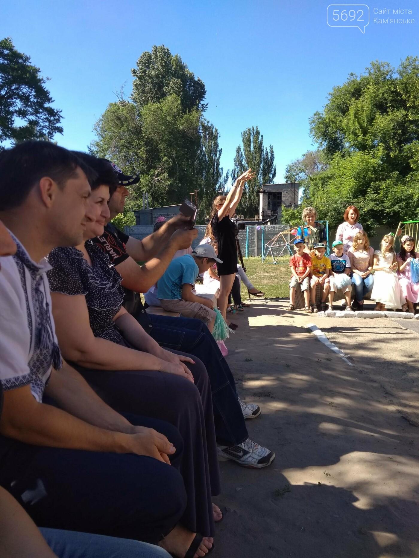 Байкеры Каменского прокатили на мотоциклах детей-сирот, фото-15