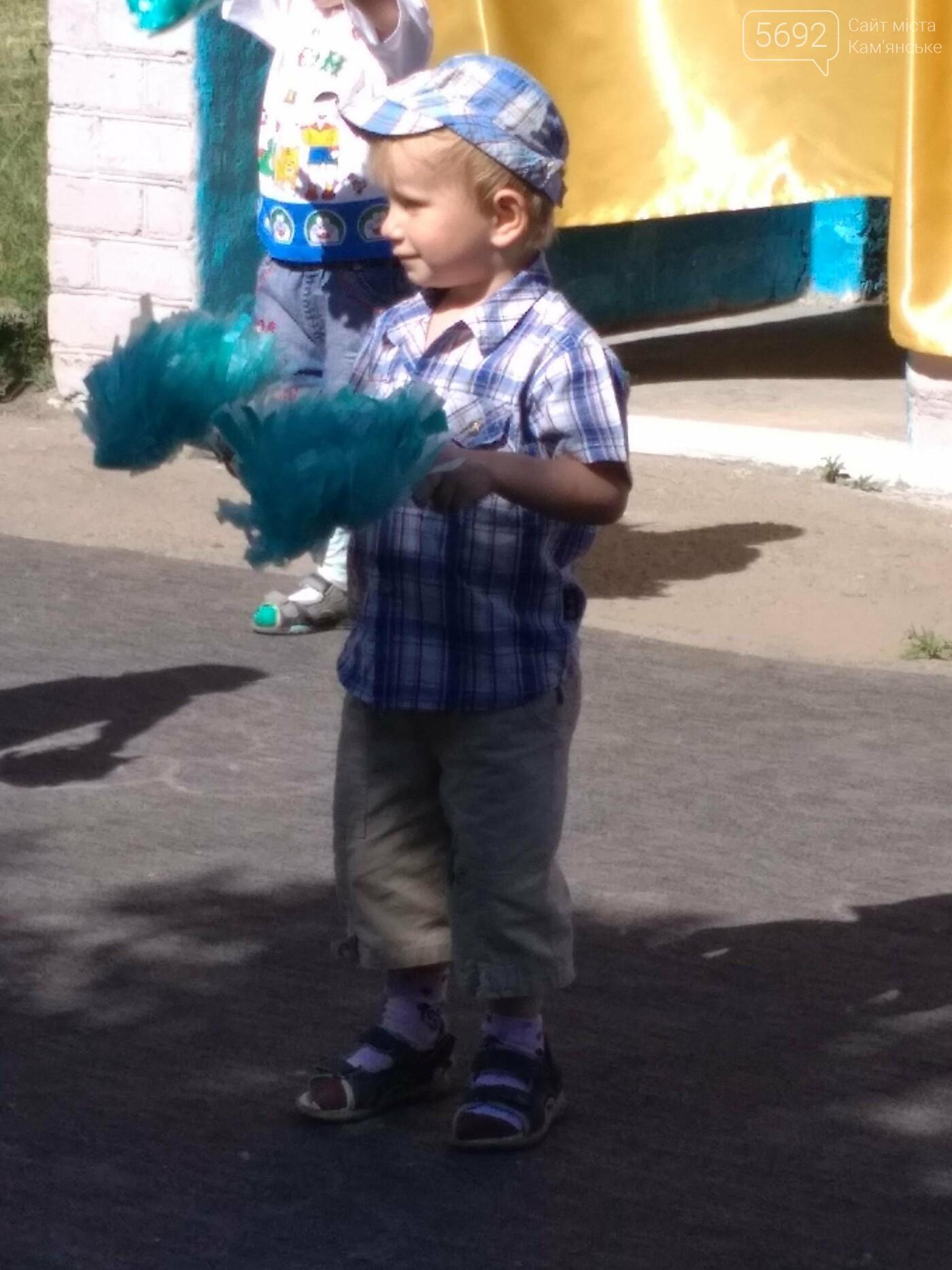 Байкеры Каменского прокатили на мотоциклах детей-сирот, фото-1