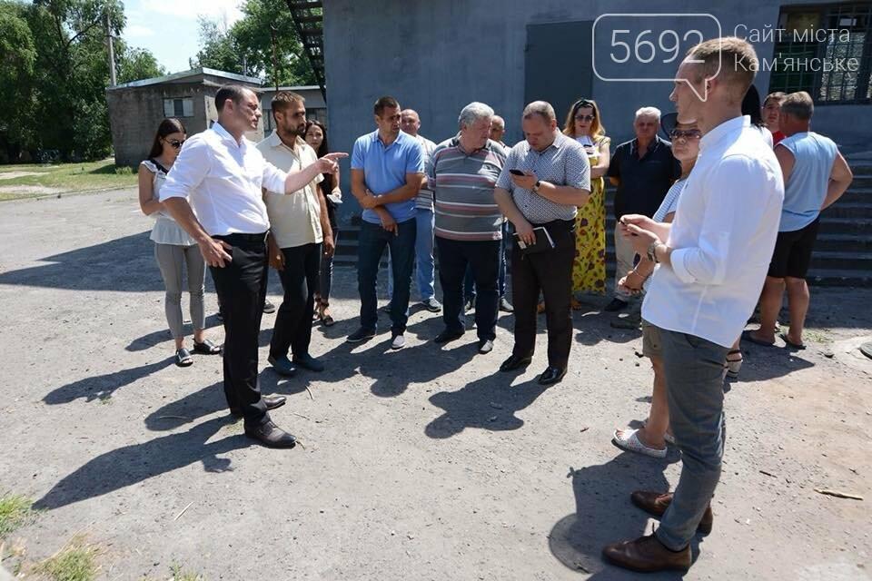 В Южном районе Каменского запустили новый фонтан, фото-6