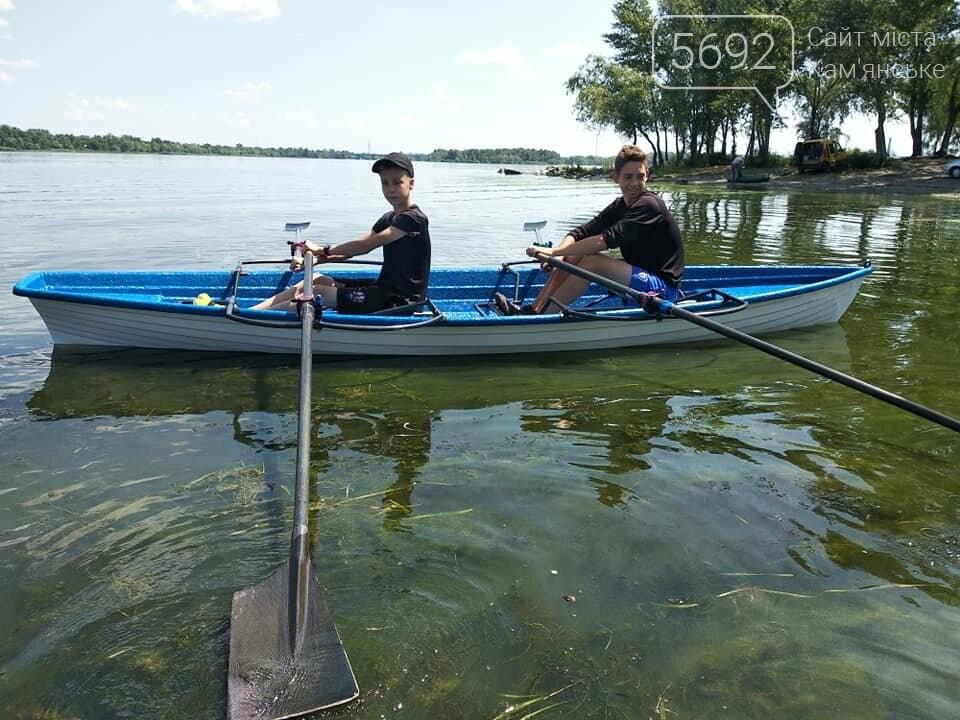 У «академистов» из каменской ДЮСШ №1 новая лодка, фото-5