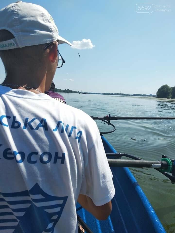У «академистов» из каменской ДЮСШ №1 новая лодка, фото-1