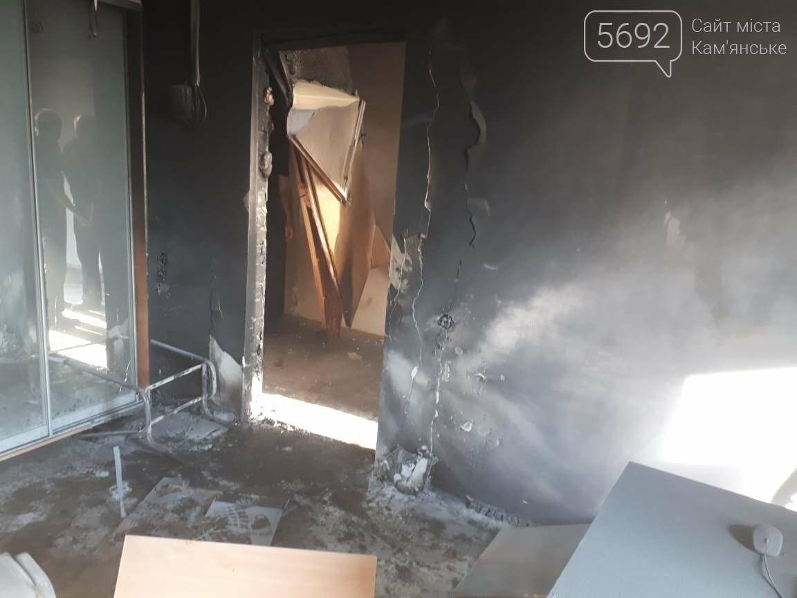 В Каменском расследуют поджог редакции местной газеты, фото-7