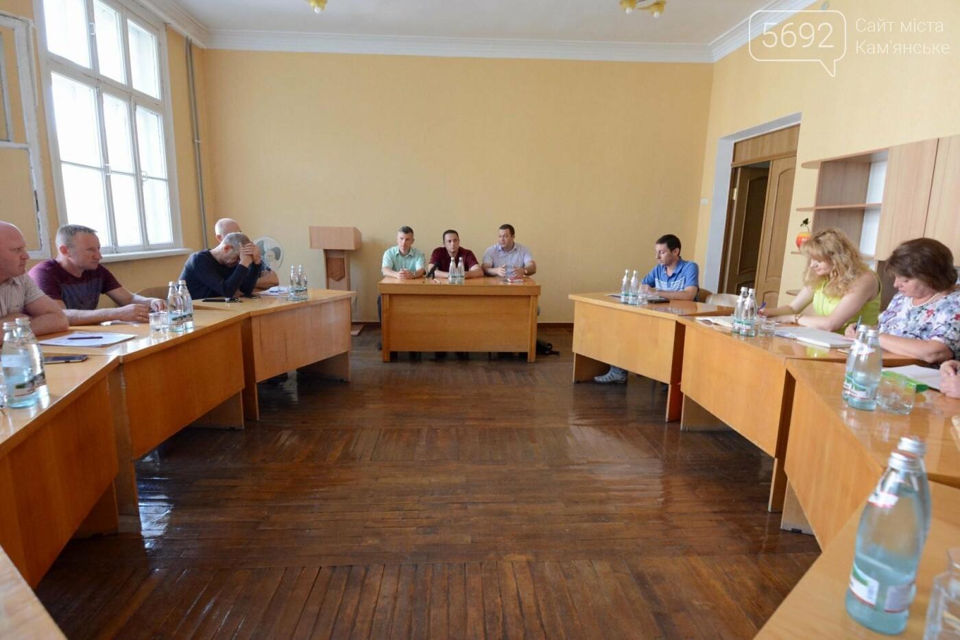 Правительство Германии выделит около двух миллионов евро на ремонт школы, садика и двух терцентров в Каменском, фото-2