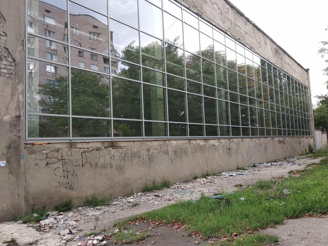 В Каменском на СК «Прометей» продолжается реконструкция, фото-2