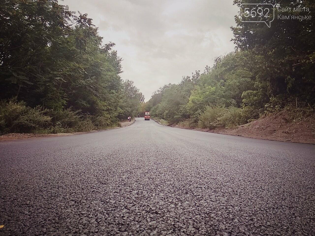 В Каменском капитально ремонтируют улицу, фото-6