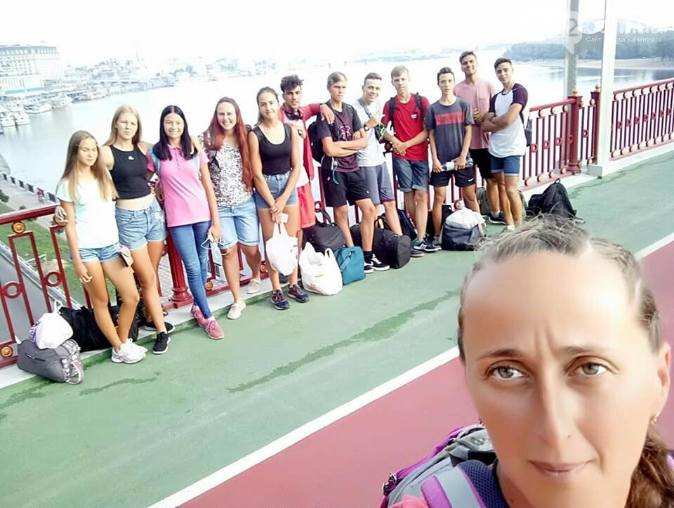 В столице соревновались «академисты» из Каменского, фото-2
