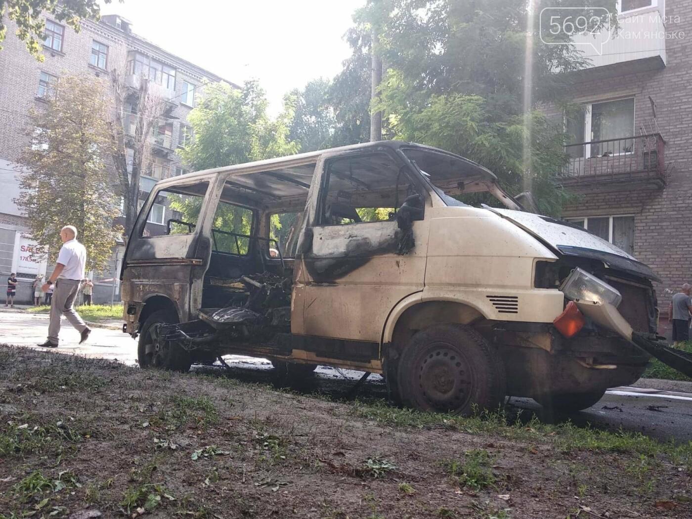 В Каменском ЧП: взорвался автомобиль с депутатом горсовета, фото-11