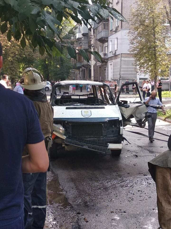 В Каменском ЧП: взорвался автомобиль с депутатом горсовета, фото-5