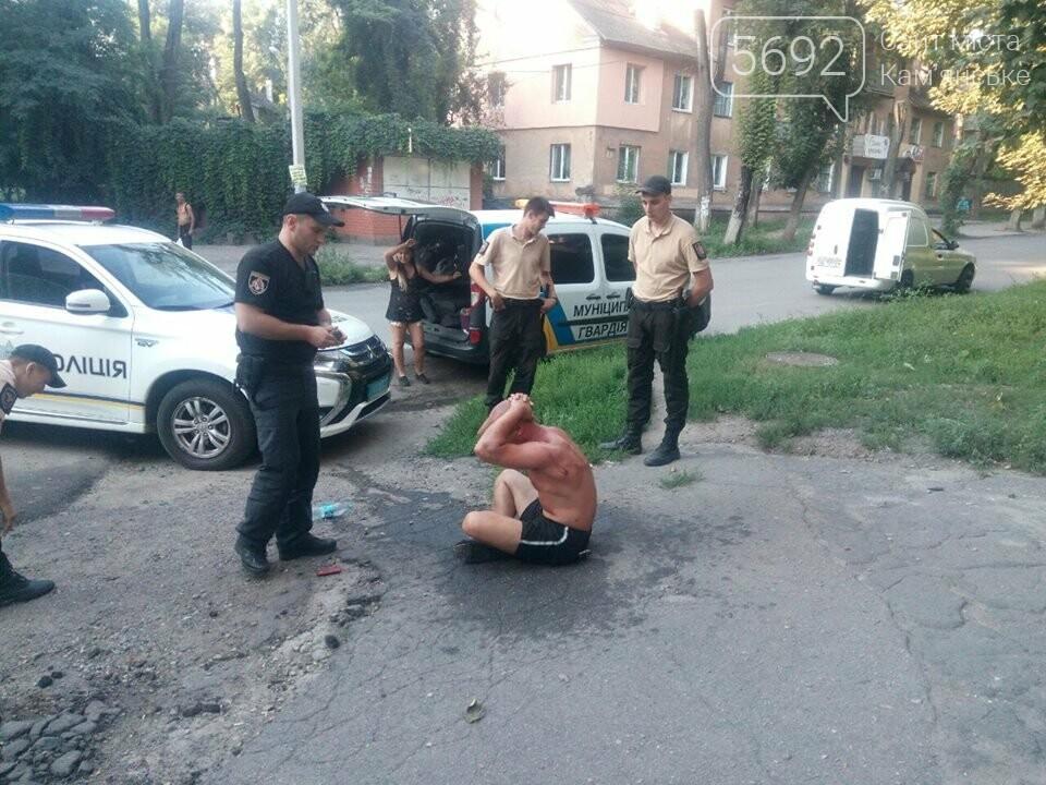 В Каменском задержали подозреваемого в изнасиловании, фото-5