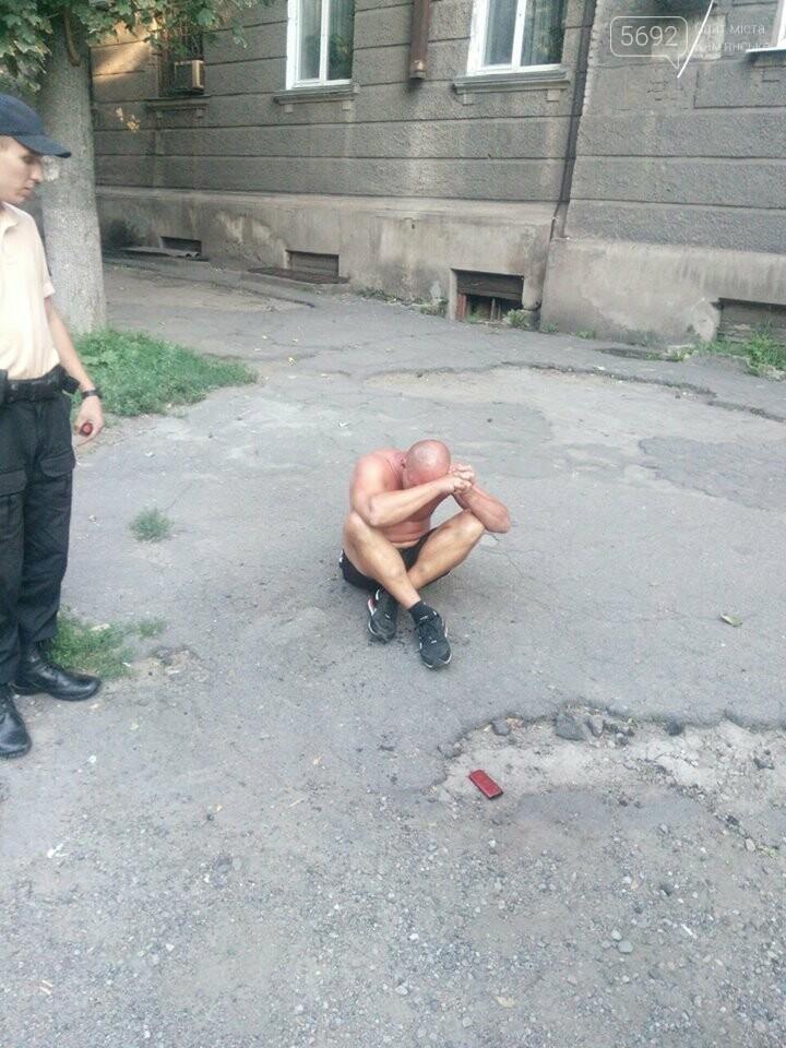 В Каменском задержали подозреваемого в изнасиловании, фото-2