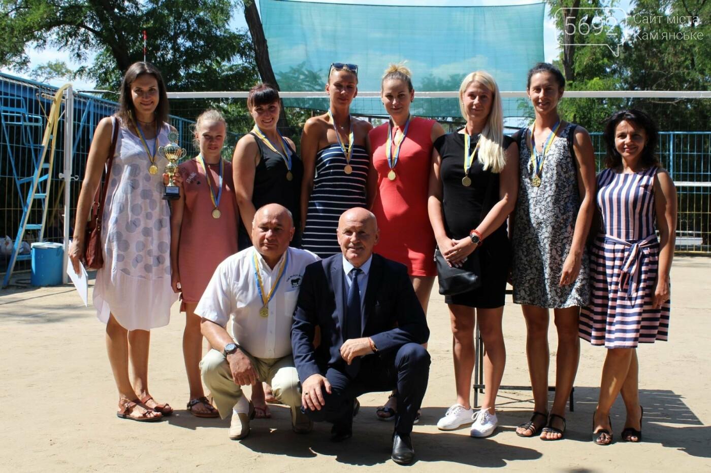 Волейболисты из Каменского стали победителями и призерами выездного турнира, фото-5