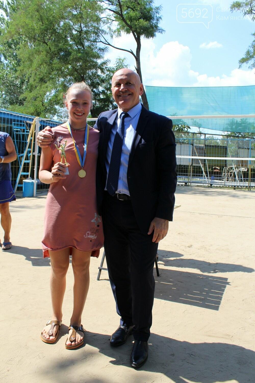 Волейболисты из Каменского стали победителями и призерами выездного турнира, фото-3