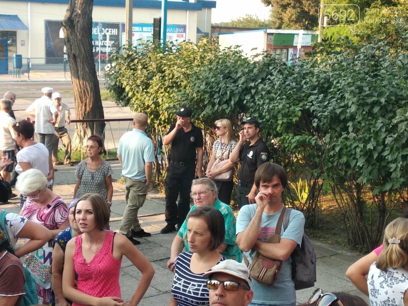 В Романково прошла массовая акция каменчан против газовщиков, фото-6