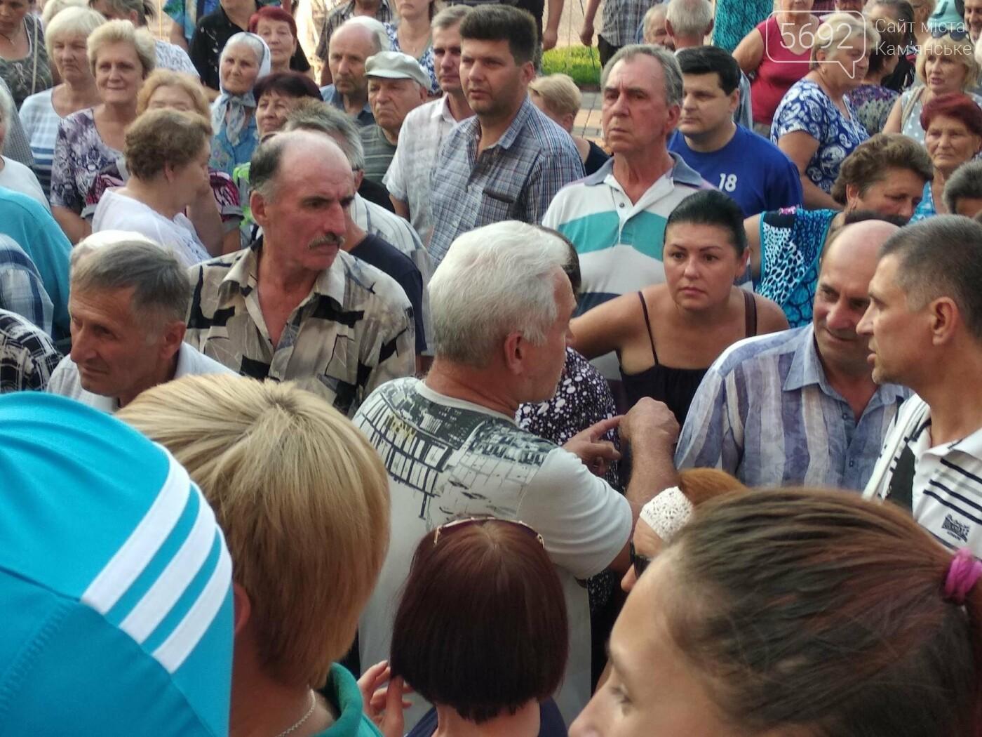 В Романково прошла массовая акция каменчан против газовщиков, фото-7